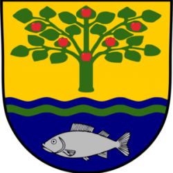 Wappen Abbendorf Vektor